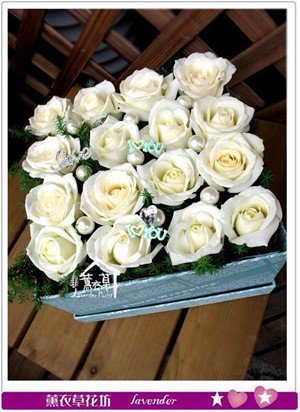 玫瑰之戀~禮盒款c070518