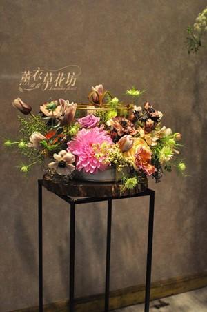 鮮花盆花設計108041510